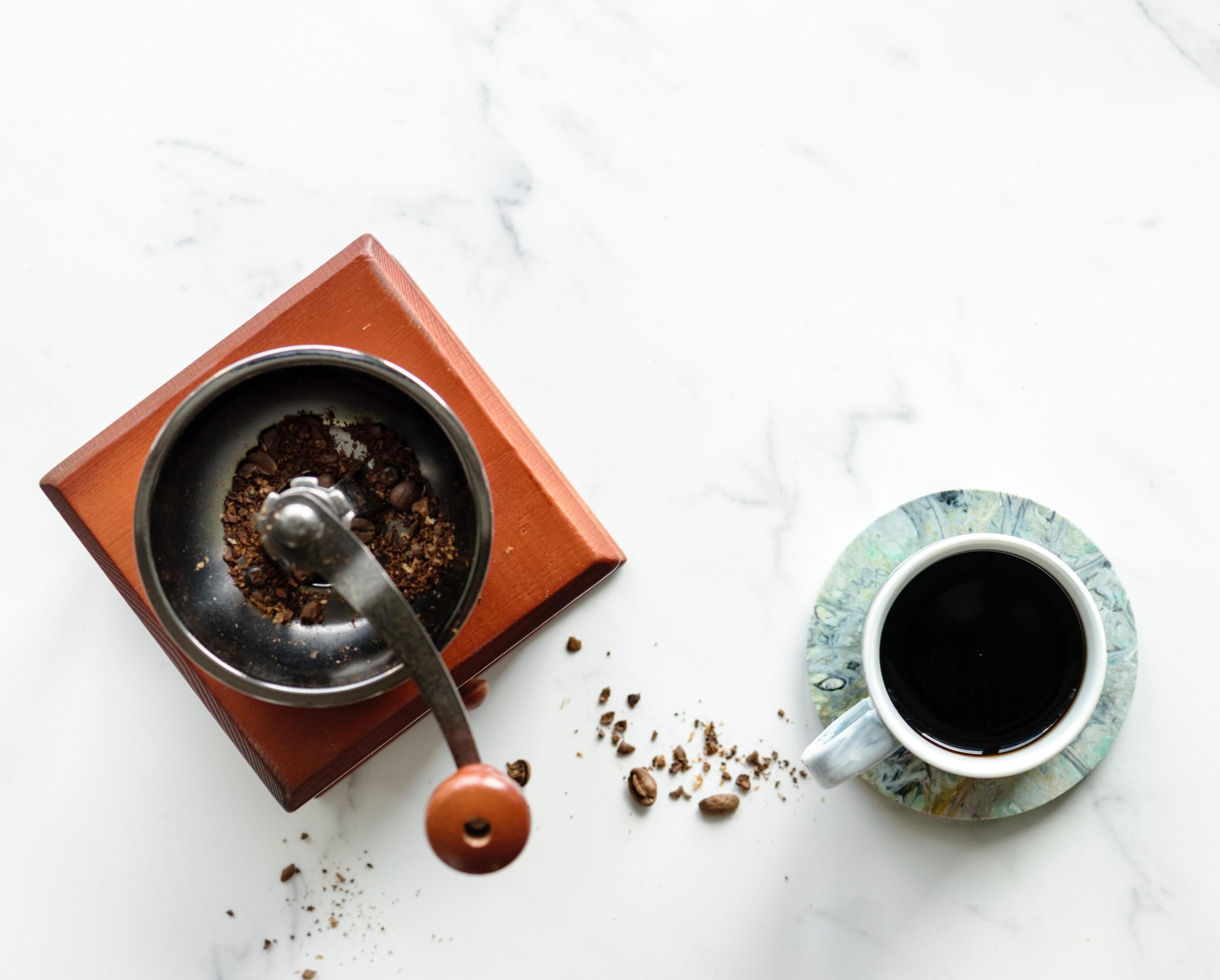 Saat erilaista kahvia jauhamalla papusi itse